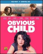Obvious Child [Blu-Ray + Digital Hd]