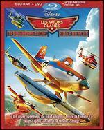Planes Fire & Rescue (Version Française) [Blu-Ray] (Bilingual)
