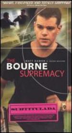 The Bourne Supremacy [2004] (2007) Matt Damon; Joan Allen; Brian Cox