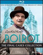 Agatha Christie's Poirot: The Final Cases Collection [13 Discs] [Blu-ray]
