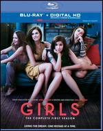 Girls: The Complete First Season [2 Discs] [Blu-ray]