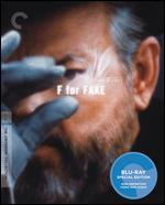 F for Fake [Criterion Collection] [Blu-ray]