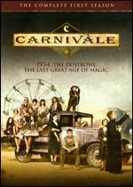 Carnivale: The Complete First Season [4 Discs]