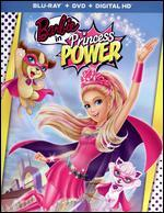 Barbie in Princess Power (Blu-Ray + Dvd + Digital Hd)