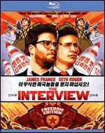 The Interview [Includes Digital Copy] [Blu-ray]