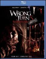 Wrong Turn 5 Bloodlines Blu-Ray W/ Dhd