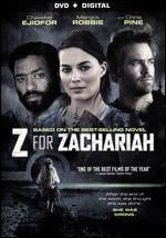 Z for Zachariah-Original Motion Picture Soundtrack