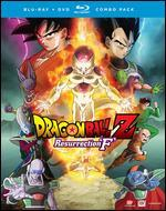 Dragon Ball Z-Resurrection 'F' [Blu-Ray + Dvd + Digital Hd]