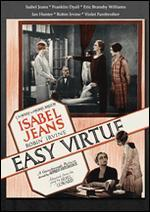 Easy Virtue (1928) [ Blu-Ray, Reg. a/B/C Import-Spain ]