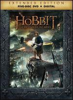 The Hobbit: the Battle of the Five Armies (Dvd + Ultraviolet)