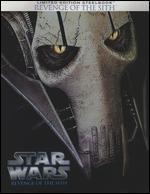 Star Wars: Episode III - Revenge of the Sith [Blu-ray] [Steelbook]