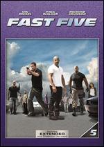 Fast & Furious 5 [Blu-Ray] [2011]