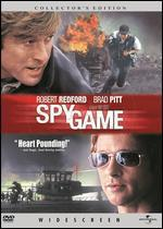 Spy Game [Vhs]