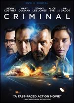 Criminal [Dvd + Digital]