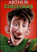 Arthur Christmas [Blu-ray]