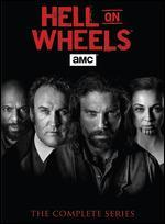 Hell on Wheels-the Complete Series