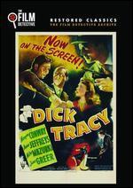 Dick Tracy-an Original Dick Tracy Movie!