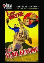 The Trail Beyond [Vhs]