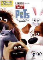 The Secret Life of Pets [Dvd]