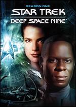 Star Trek-Deep Space Nine, Episodes 1 & 2: the Emissary (Pilot)