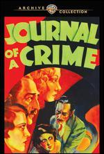 Journal of a Crime (1934)