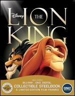 The Lion King: the Walt Disney Signature Collection Steelbook (Blu-Ray+Dvd+Digital) With Limited Edition Film Frames