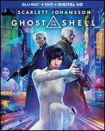 Ghost in the Shell [Includes Digital Copy] [Blu-ray/DVD]