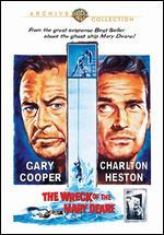 The Wreck of the Mary Deare-Authentic Region 1 Dvd From Warner Brothers Starring Gary Cooper, Charlton Heston