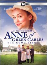 L.M. Montgomery's Anne of Green Gables the Good Stars Dvd