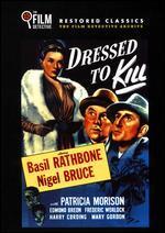 Sherlock Holmes in Dressed to Kill
