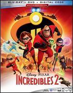 Incredibles 2 [Includes Digital Copy] [Blu-ray/DVD]