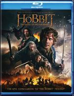 The Hobbit: the Battle of the Five Armies (Blu-Ray + Downloadable Digital Hd Ultraviolet Code)