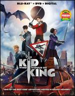 The Kid Who Would Be King [Blu-Ray]