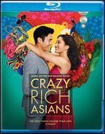 Crazy Rich Asians [1 BLU RAY DISC]