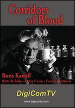 Corridors of Blood-1958
