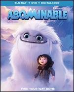 Abominable Blu-Ray + Dvd + Digital