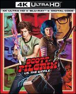 Scott Pilgrim Vs the World [Blu-Ray]
