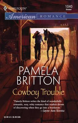 Cowboy Trouble - Britton, Pamela