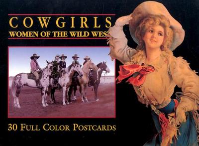 Cowgirls Postcard Book: Women of the Wild West - Zon International Publishing (Manufactured by)