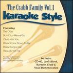 Crabb Family, Vol. 1: Karaoke Style