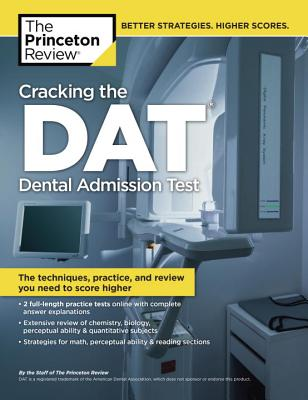 Cracking the DAT - Princeton Review