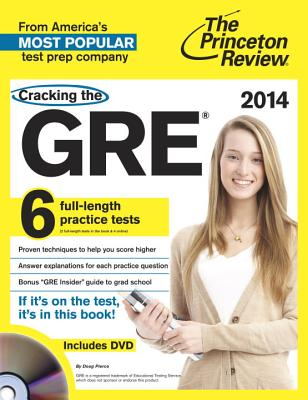 Cracking the GRE - Princeton Review (Creator)
