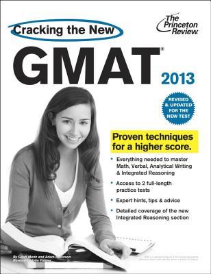 Cracking the New GMAT - Martz, Geoff