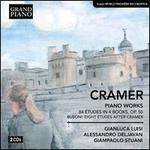 Cramer: Studio per il Pianoforte (84 Études in 4 books); Busoni: Eight Études after Cramer