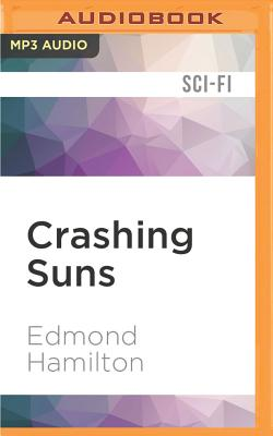 Crashing suns - Hamilton, Edmond