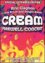 Cream: Farewell Concert [Extended Version]