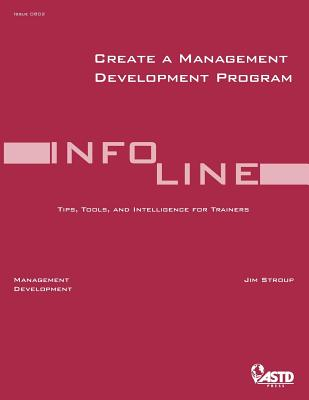 Create a Management Development Program - Stroup, Jim