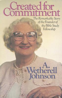 Created for Commitment - Johnson, A Wetherell