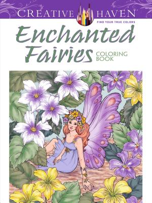 Creative Haven Enchanted Fairies Coloring Book - Lanza, Barbara