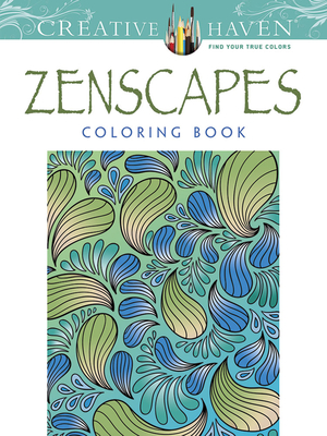 Creative Haven Zenscapes Coloring Book - Mazurkiewicz, Jessica